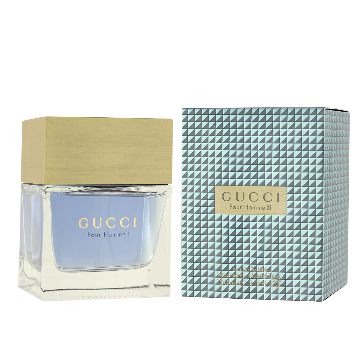 gucci pour homme 2 eau de toilette 100 ml preisvergleich. Black Bedroom Furniture Sets. Home Design Ideas