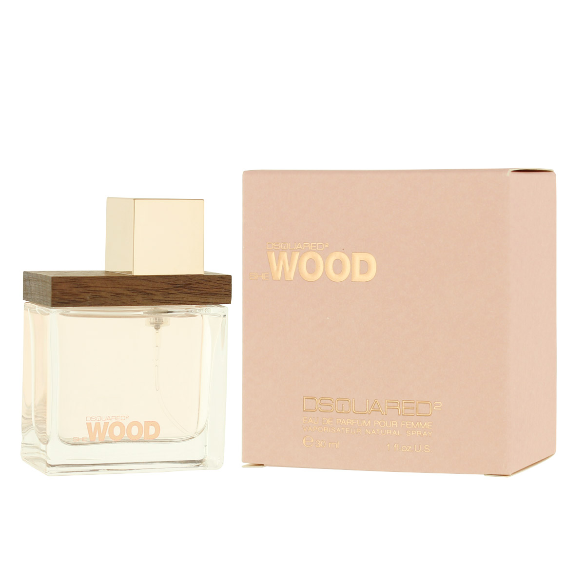 Dsquared2 She Wood Eau De Parfum 30 ml (woman) 56677