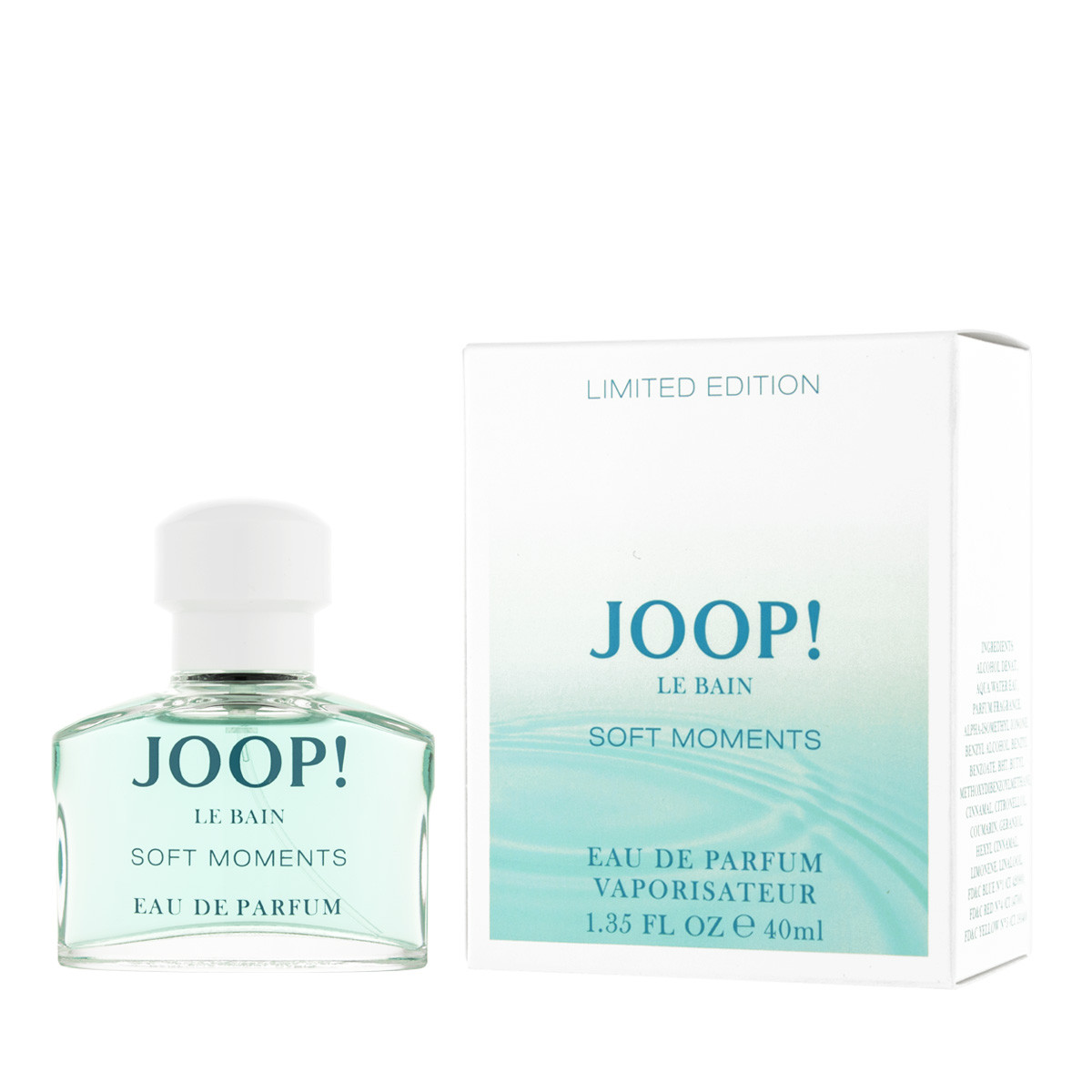 joop le bain soft moments eau de parfum 40 ml woman le. Black Bedroom Furniture Sets. Home Design Ideas