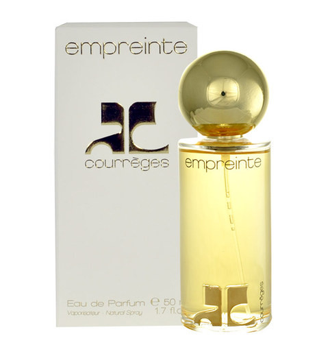 andr courr ges empreinte eau de parfum 50 ml woman. Black Bedroom Furniture Sets. Home Design Ideas