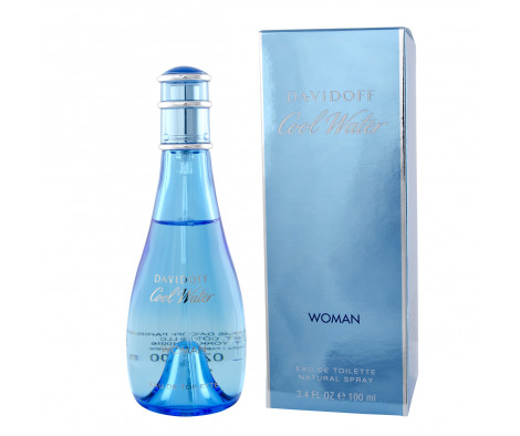 Davidoff Cool Water for Women Eau De Toilette 100 ml (woman)