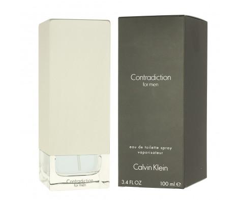 Calvin Klein Contradiction for Men Eau De Toilette 100 ml (man)