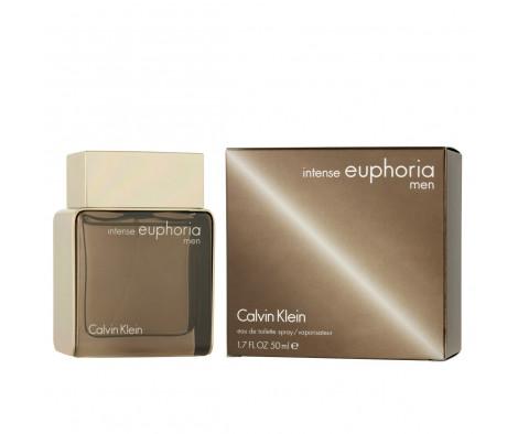 Calvin Klein Euphoria Men Intense Eau De Toilette 50 ml (man)