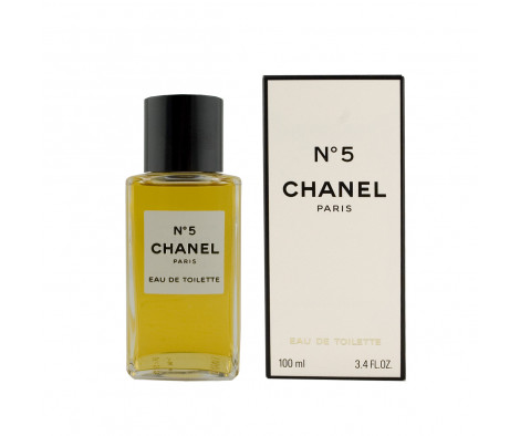 Chanel No 5 Eau De Toilette Refill 100 ml (woman)