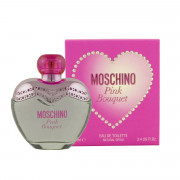 Moschino Pink Bouquet Eau De Toilette 100 ml (woman)