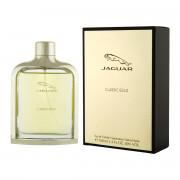 Jaguar Classic Gold Eau De Toilette 100 ml (man)