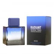 Antonio Banderas Radiant Seduction in Black Eau De Toilette 100 ml (man)