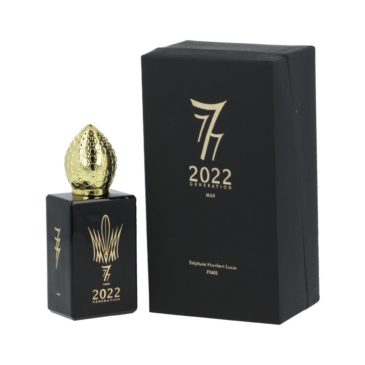Stéphane Humbert Lucas 777 2022 Generation Man Eau De Parfum 50 ml (man) 10840