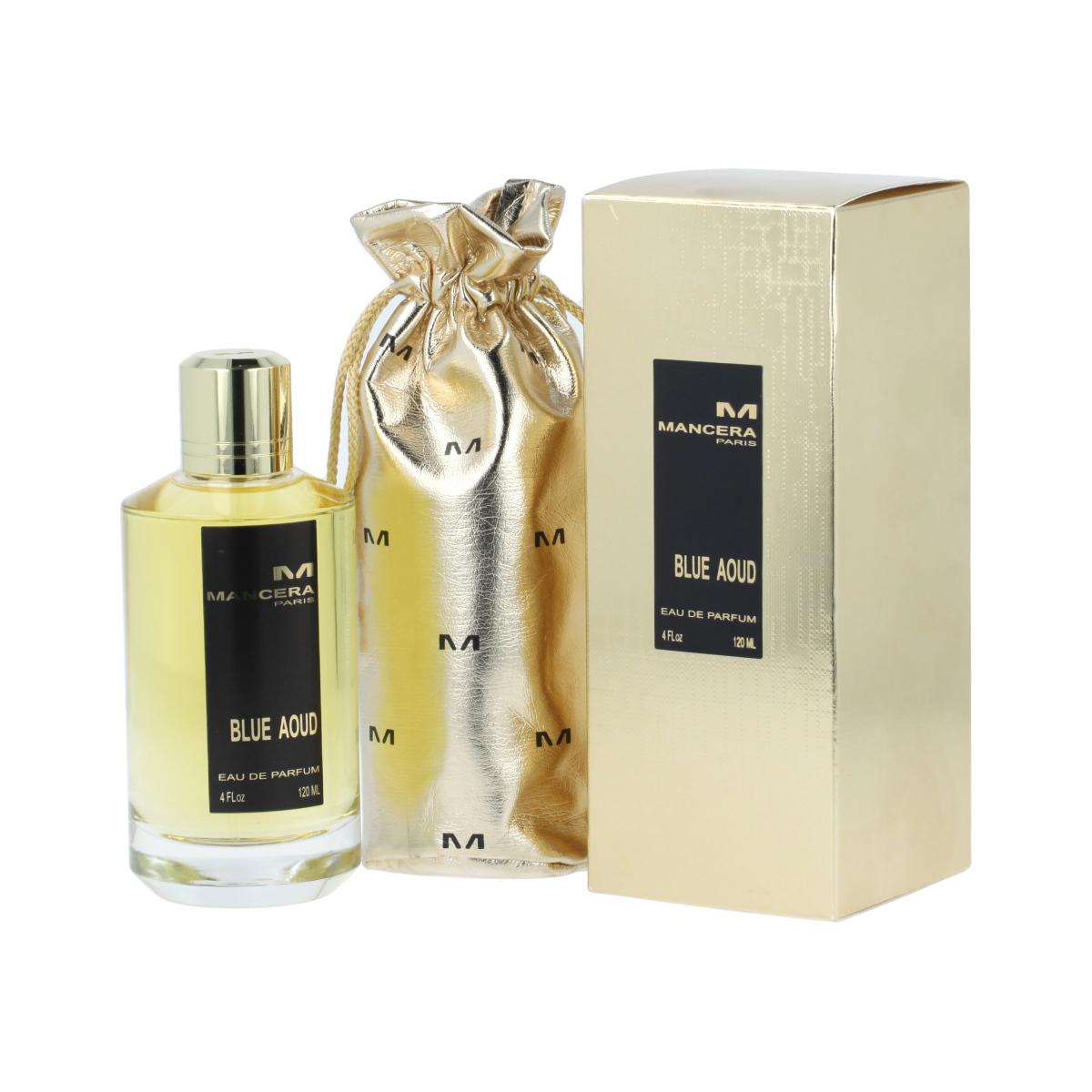 Mancera Paris Blue Aoud Eau De Parfum 120 ml (unisex) 10911