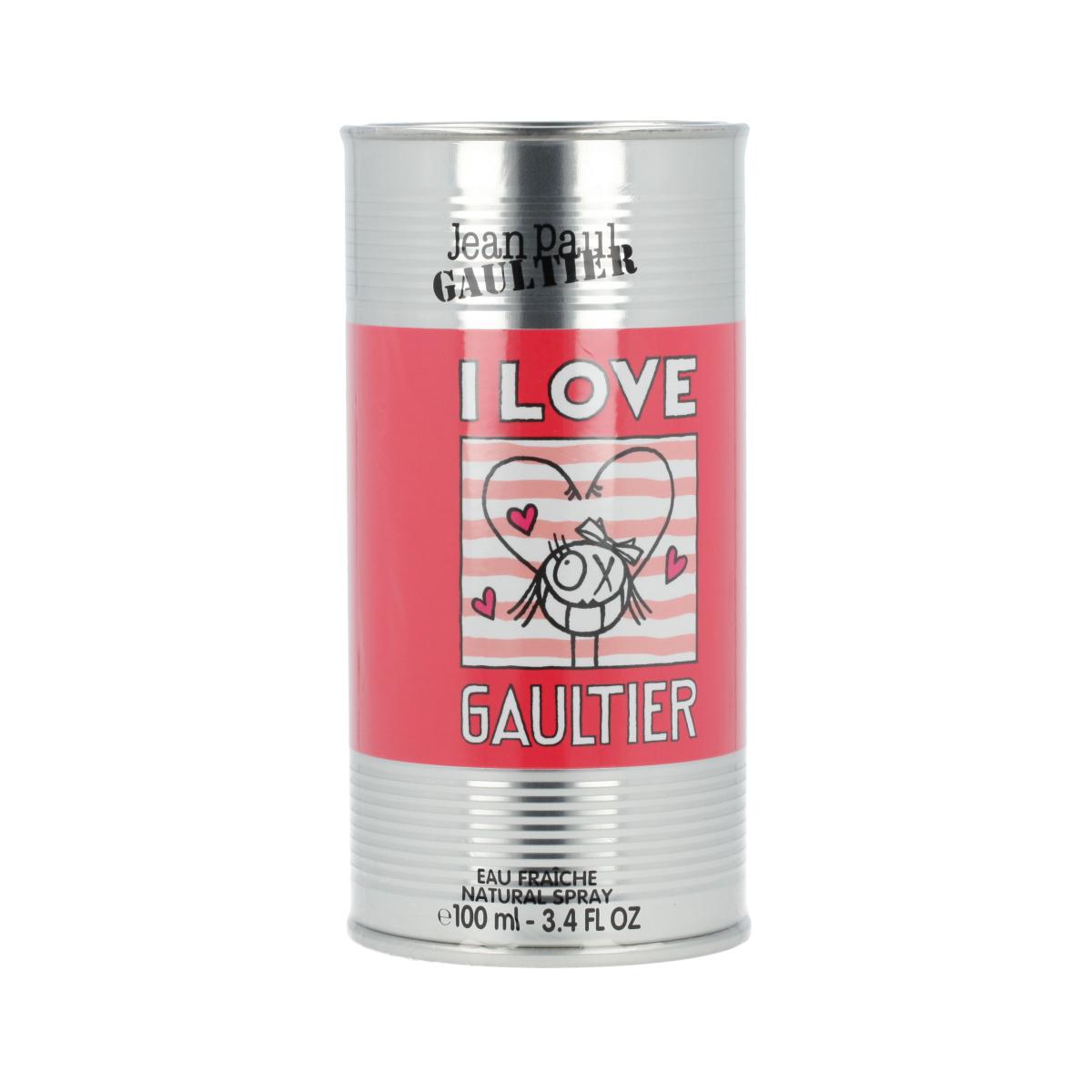 Jean Paul Gaultier Classique I Love Gaultier Eau Fraîche 100 ml (woman) 12793
