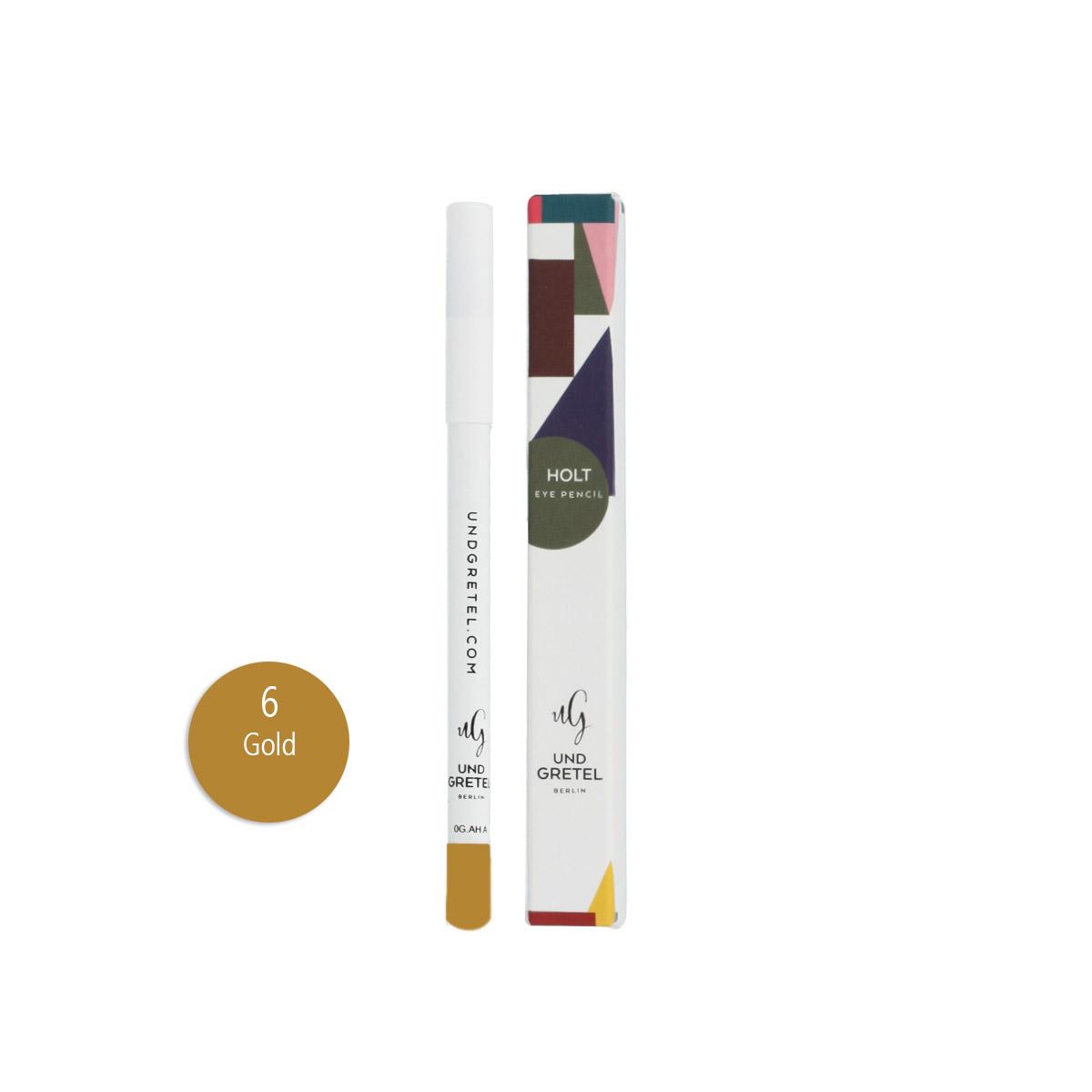 Und Gretel HOLT Eye Pencil (6 Gold) 1,13 g 12830