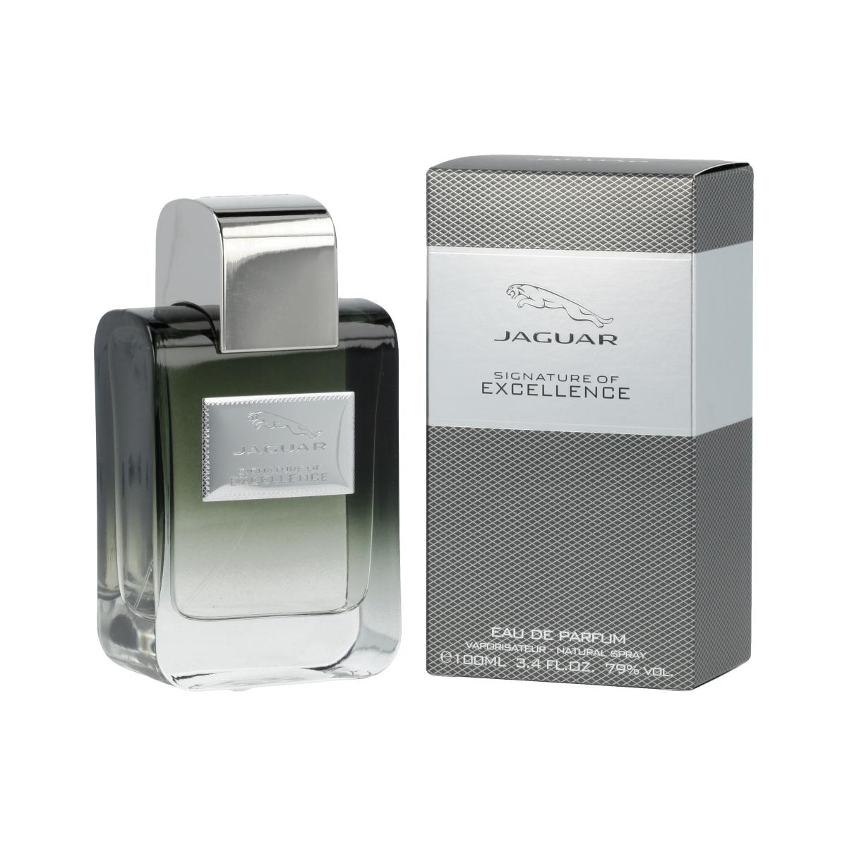Jaguar Signature of Excellence Eau De Parfum 100 ml (man) 12936
