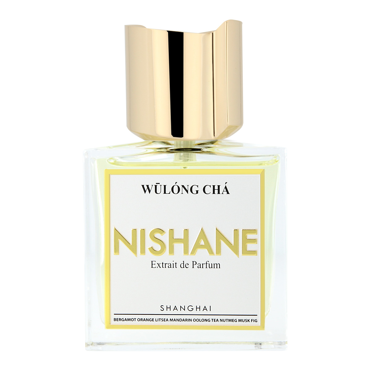 Nishane Wulong Cha Extrait de Parfum 50 ml (unisex) 131187