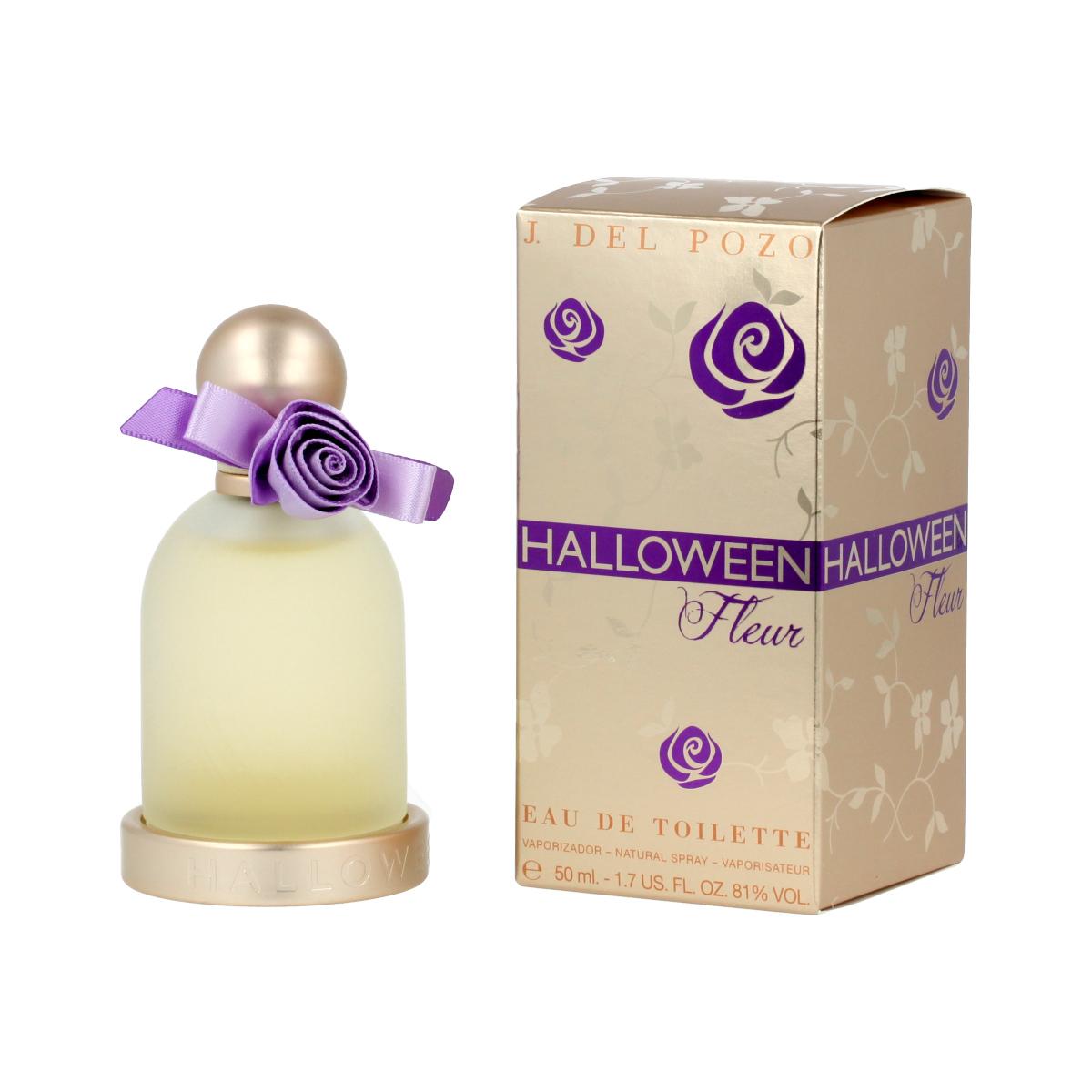 Jesus del Pozo Halloween Fleur Eau De Toilette 50 ml (woman) 13316