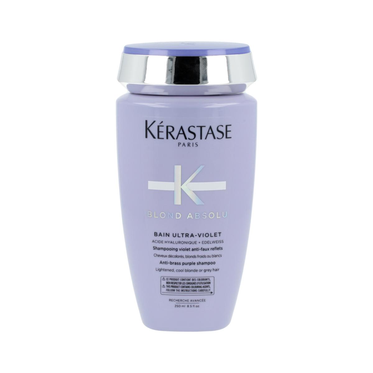 Kérastase Paris Kérastase Blond Absolu Bain Ultra-Violet Shampoo 250 ml 13468