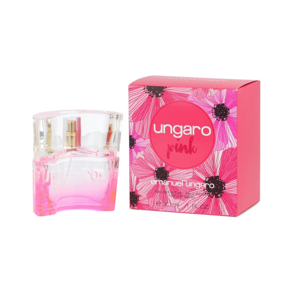 Ungaro Emanuel Ungaro Pink Eau De Parfum 30 ml (woman) 14016