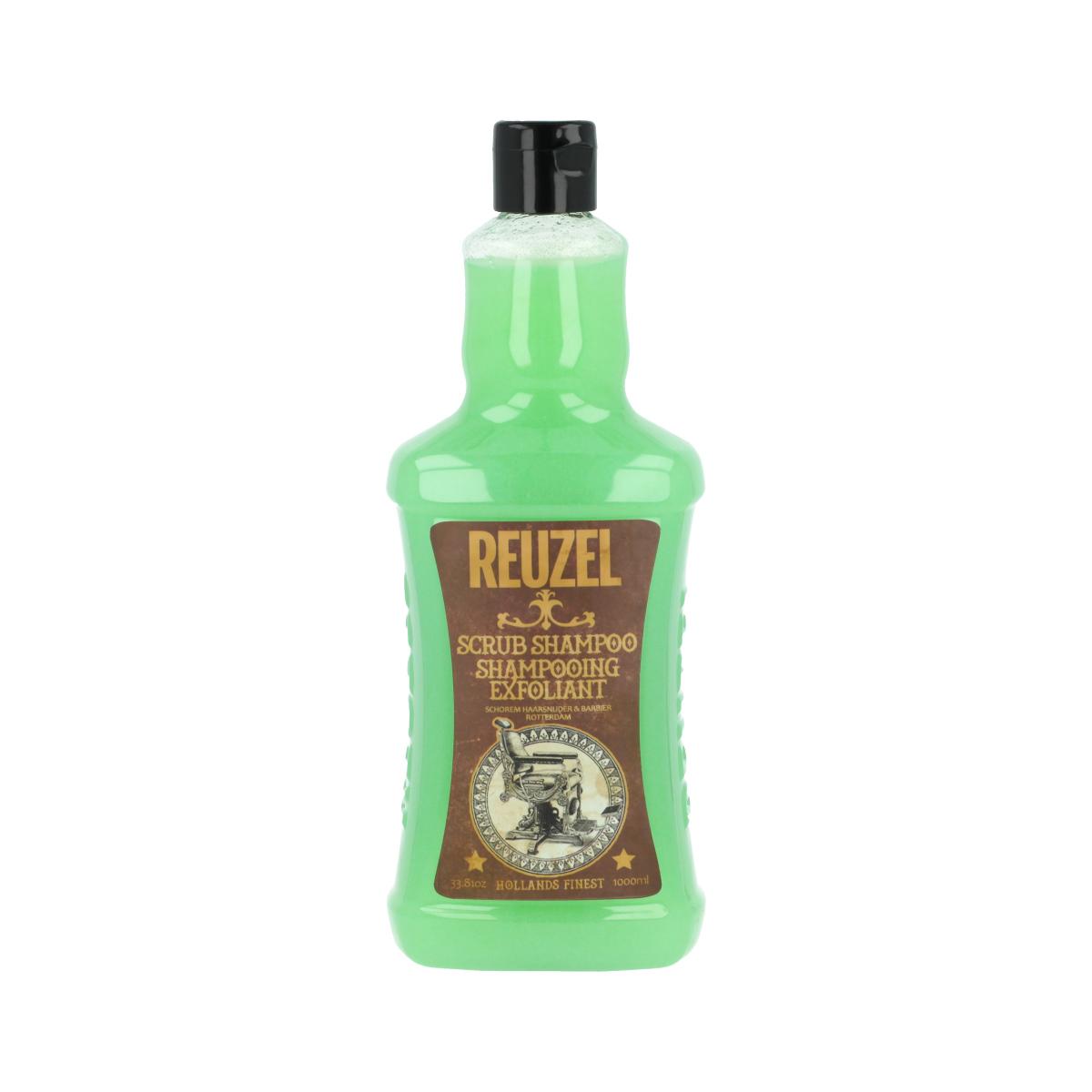REUZEL Scrub Shampoo 1000 ml 14466