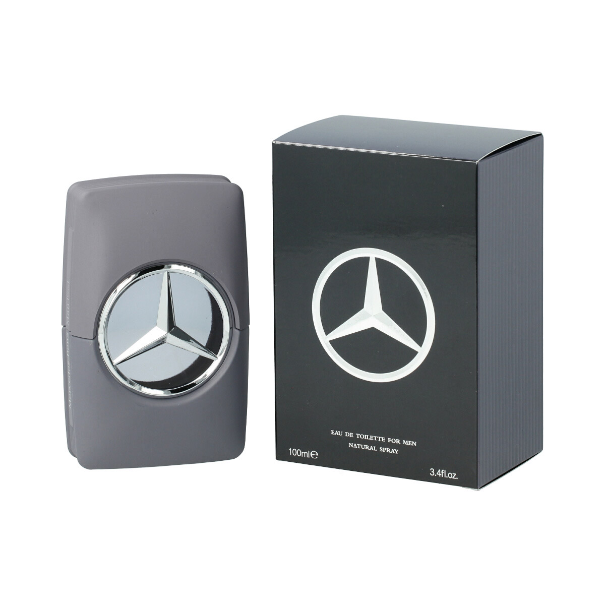 Mercedes-Benz Mercedes-Benz Man Grey Eau De Toilette 100 ml (man) 16276