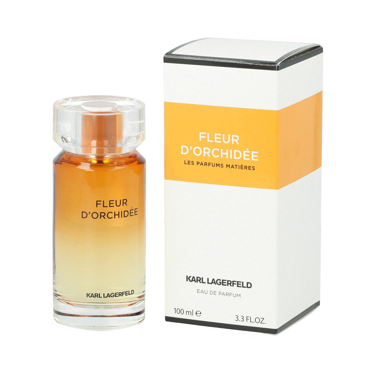 Karl Lagerfeld Fleur d'Orchideée Eau De Parfum 100 ml 16474