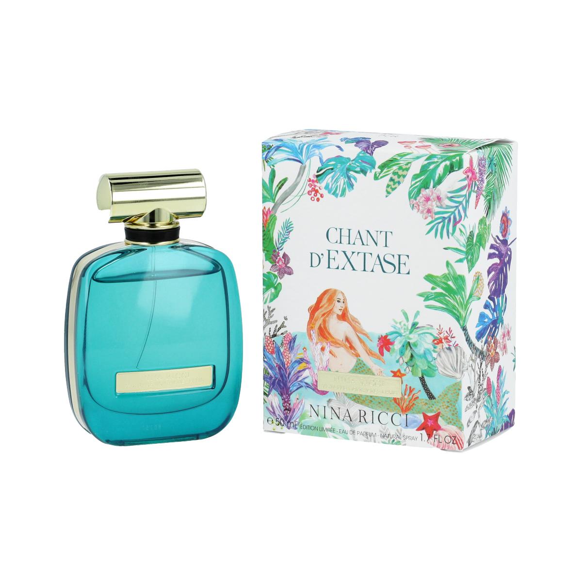 Nina Ricci Chant d'Extase Eau De Parfum 50 ml (woman) 16649