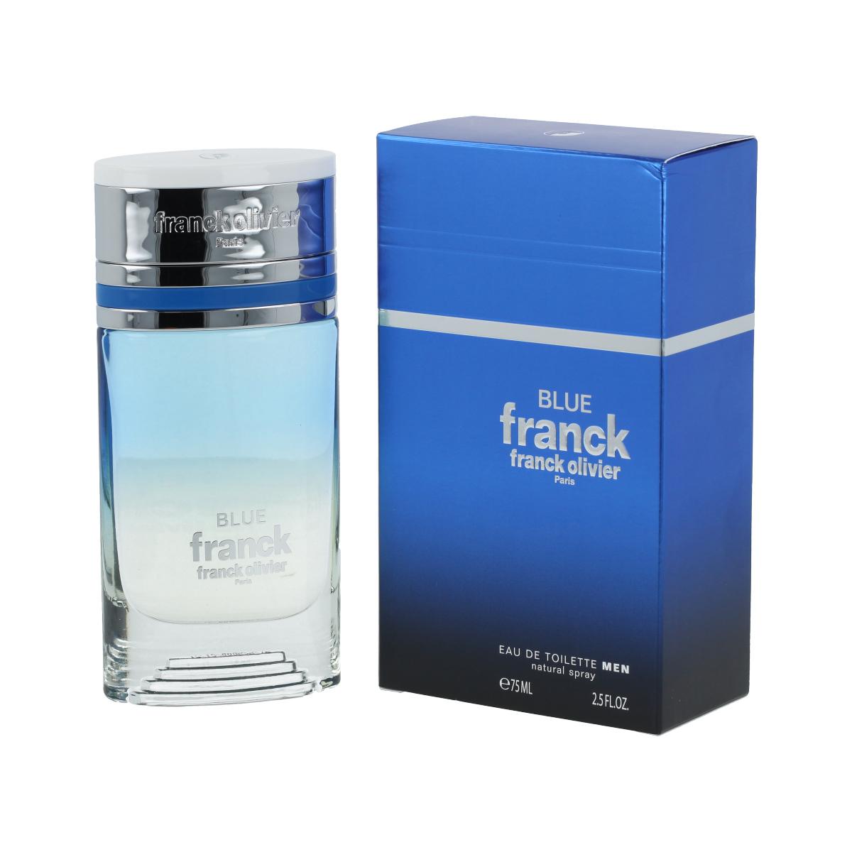 Franck Olivier Franck Blue Eau De Toilette 75 ml (man) 17395