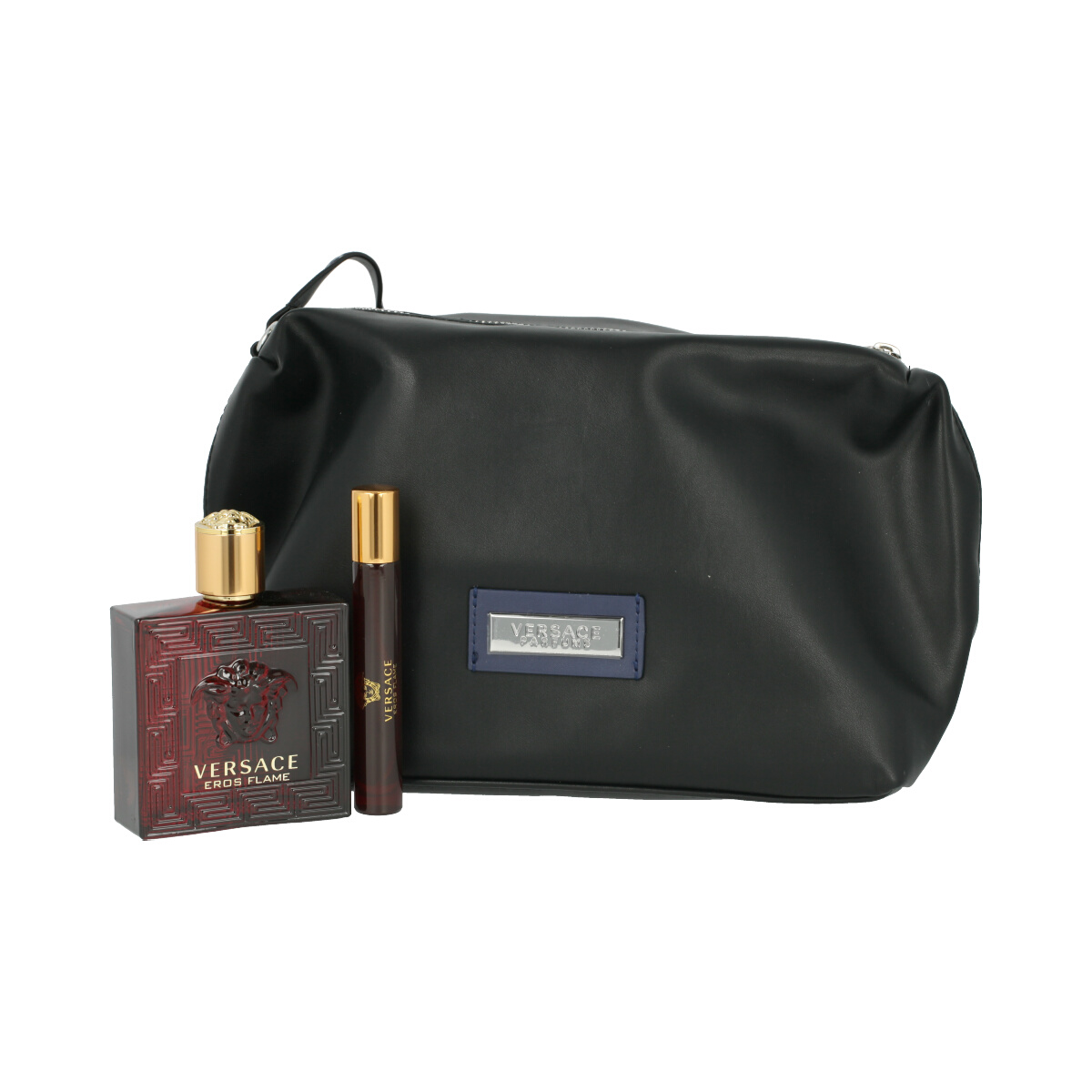 Versace Eros Flame EDP 100 ml + EDP MINI 10 ml + Kosmetiktasche (man) 18967