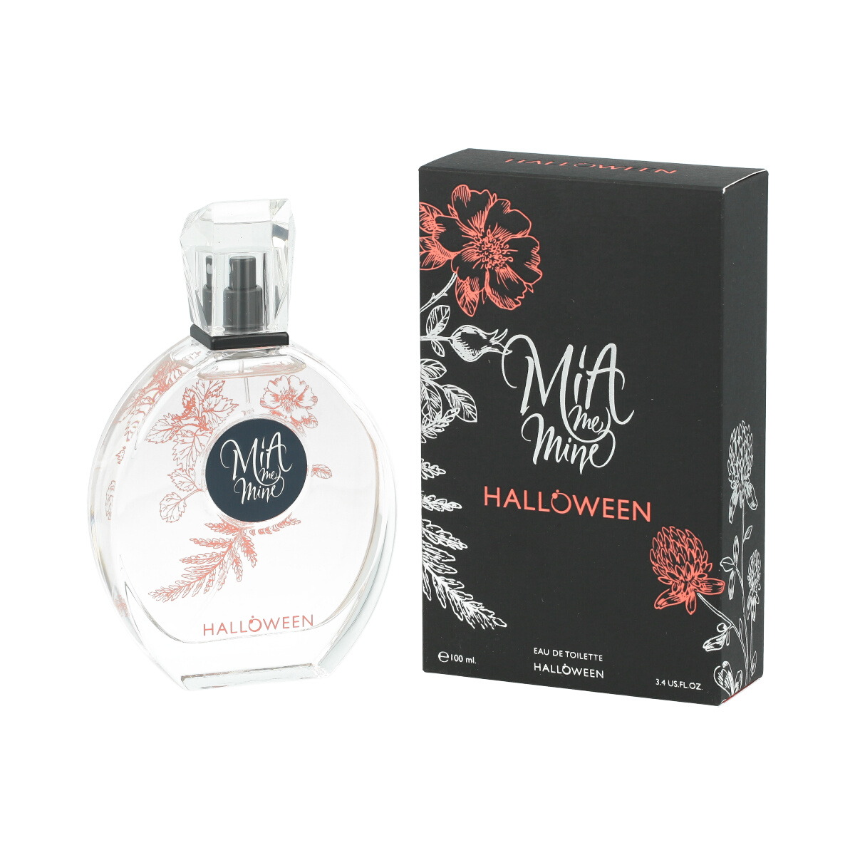 Jesus del Pozo Halloween Mia Me Mine Eau De Toilette 100 ml (woman) 19137