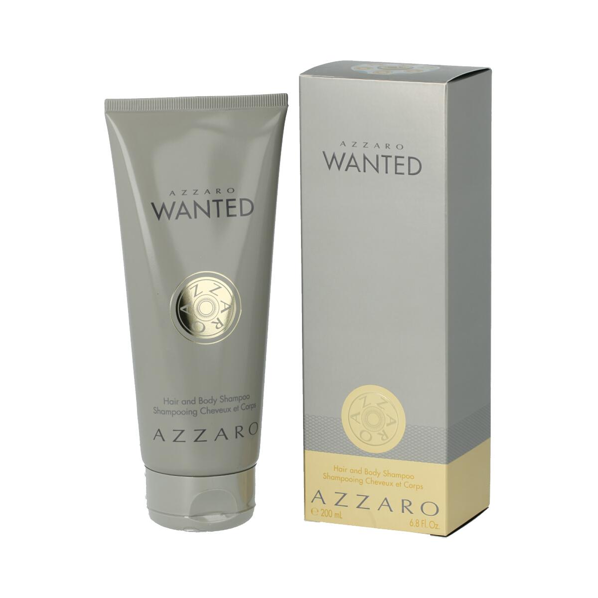 Azzaro Wanted Duschgel für Haut und Haar 200 ml (man) 19361