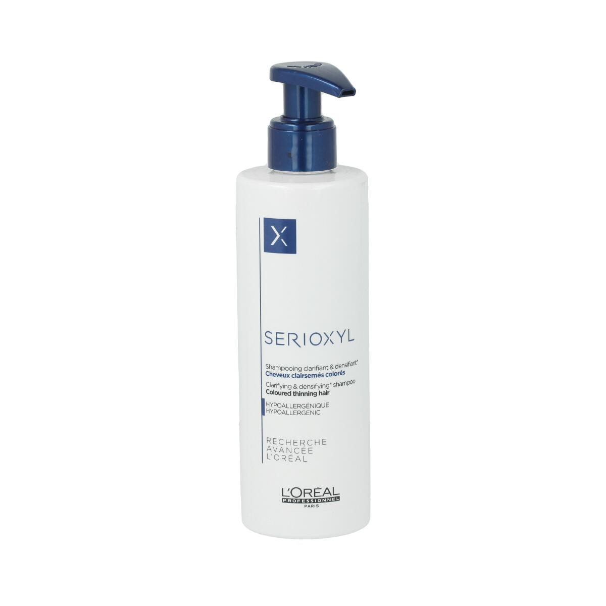 L'Oréal Professionnel Serioxyl Coloured Thinning Hair Shampoo 250 ml 19849