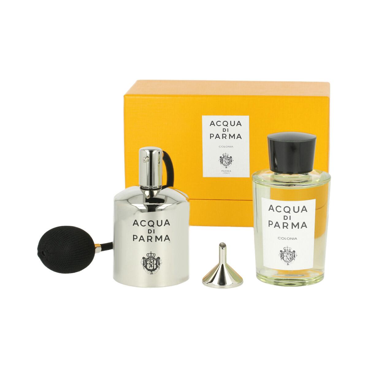 Acqua Di Parma Colonia EDC 180 ml + Refillable Metal Vaporizer (unisex) 19882