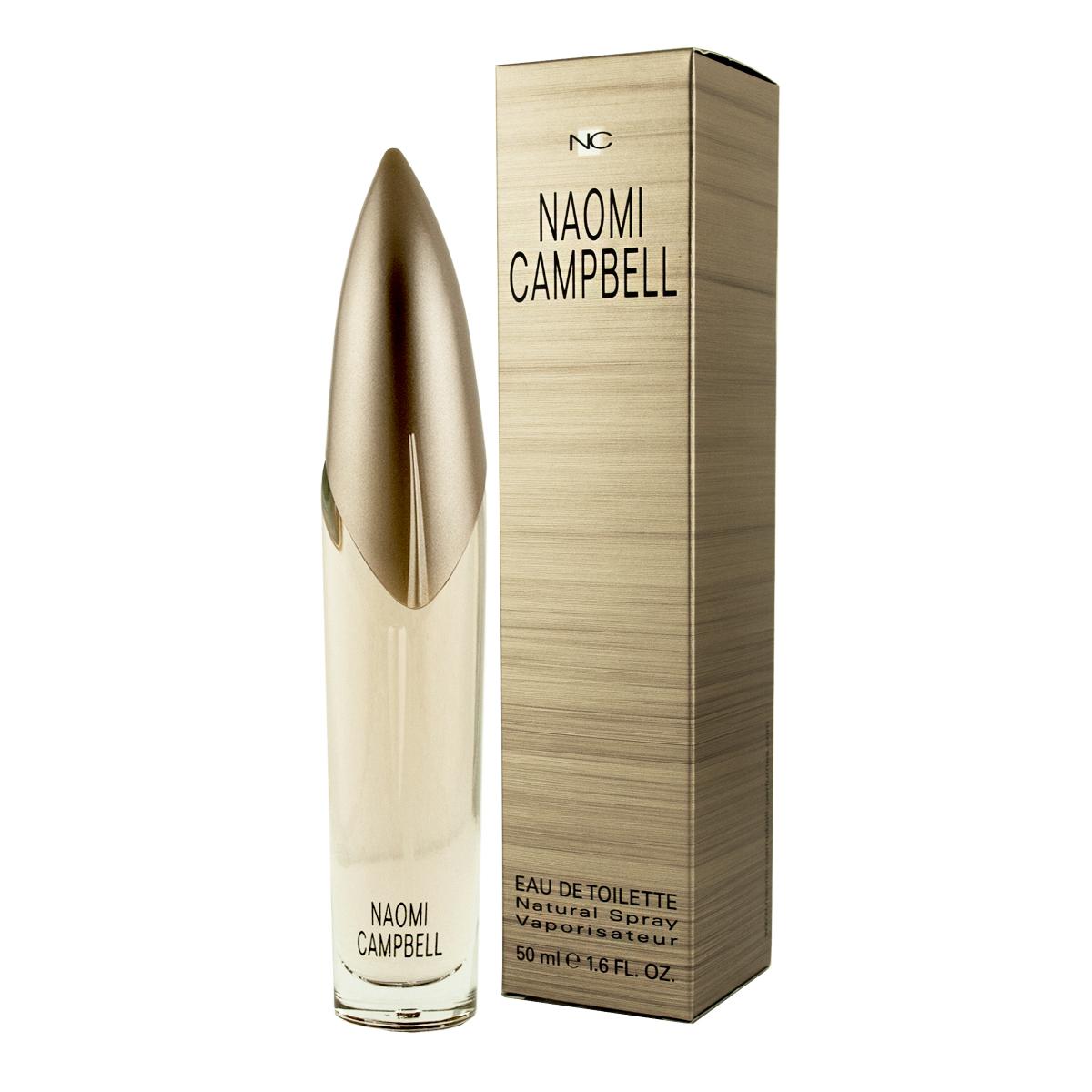 Naomi Campbell Naomi Campbell Eau De Toilette 50 ml (woman) 24862