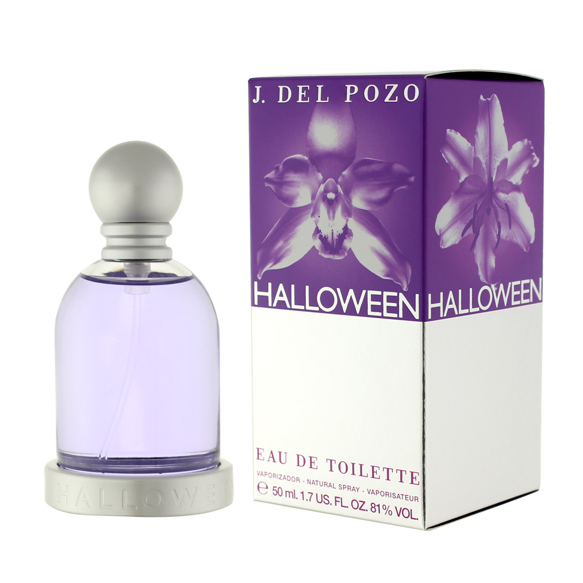 Jesus del Pozo Halloween Eau De Toilette 50 ml (woman) 24877