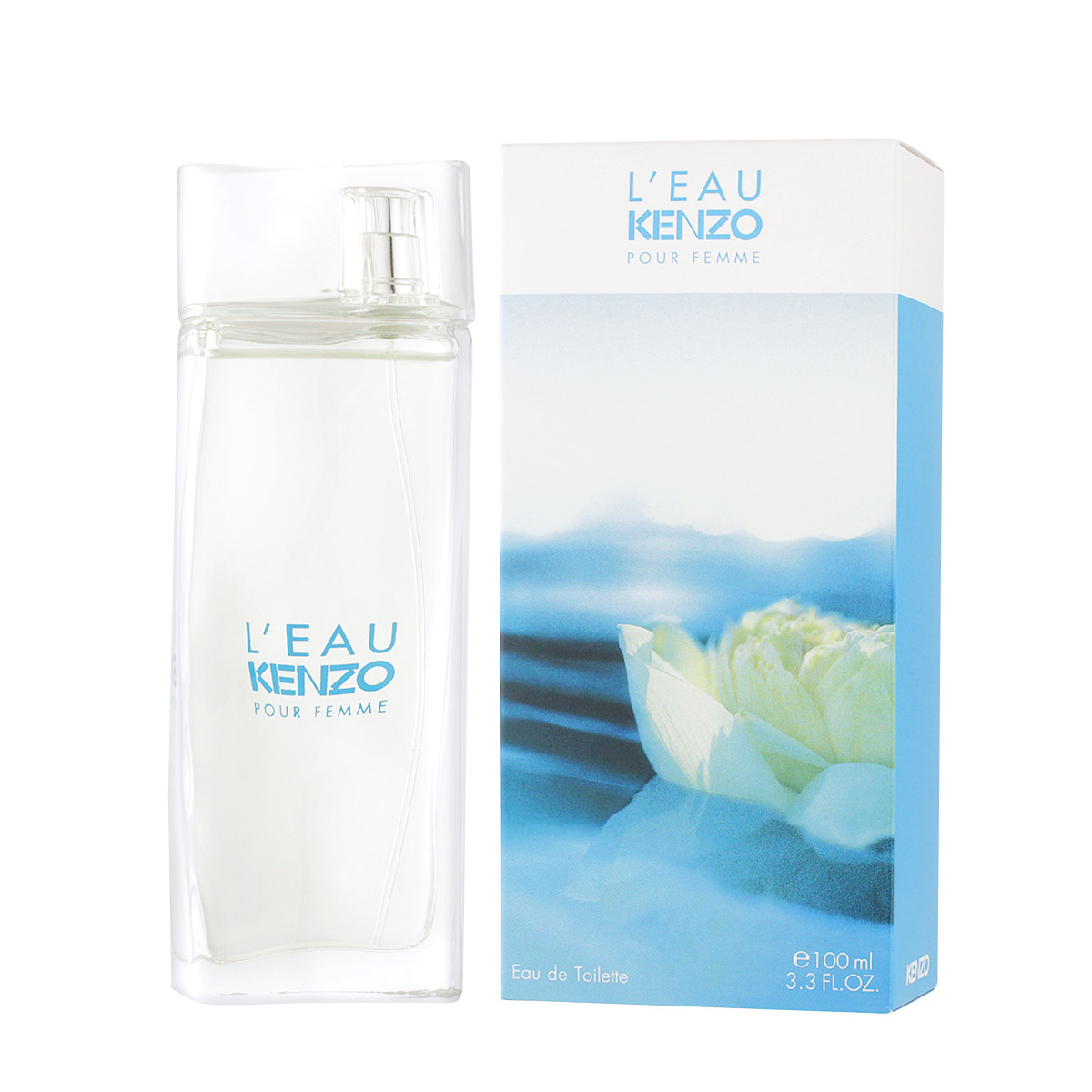 Kenzo L'Eau Kenzo Pour Femme Eau De Toilette 100 ml (woman) 310