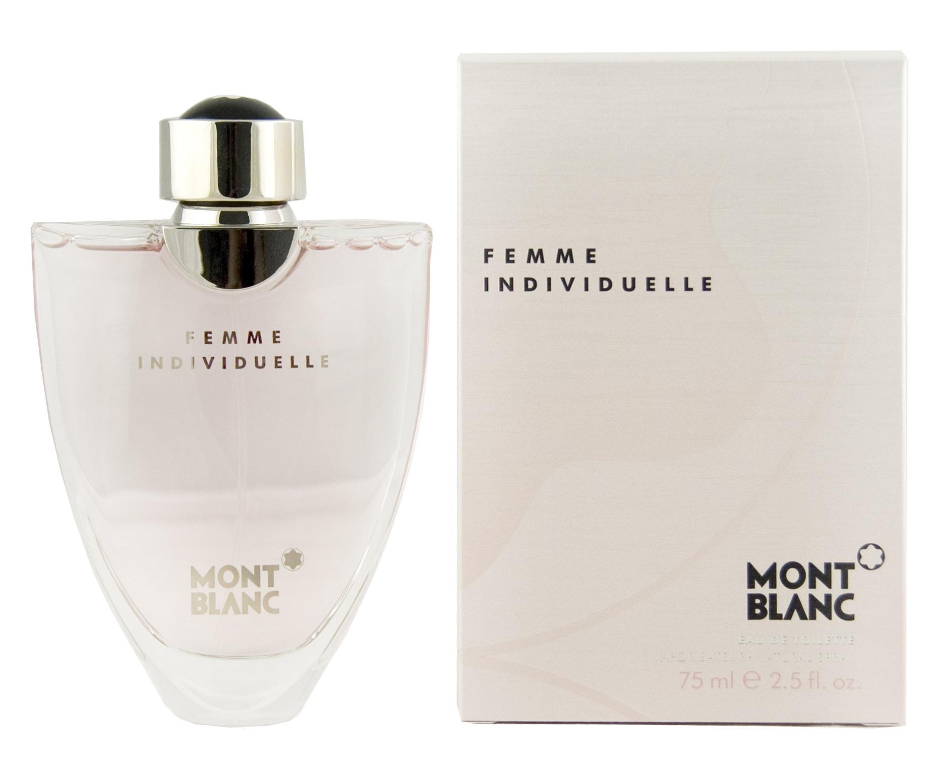 Mont Blanc Femme Individuelle Eau De Toilette 75 ml (woman) 357