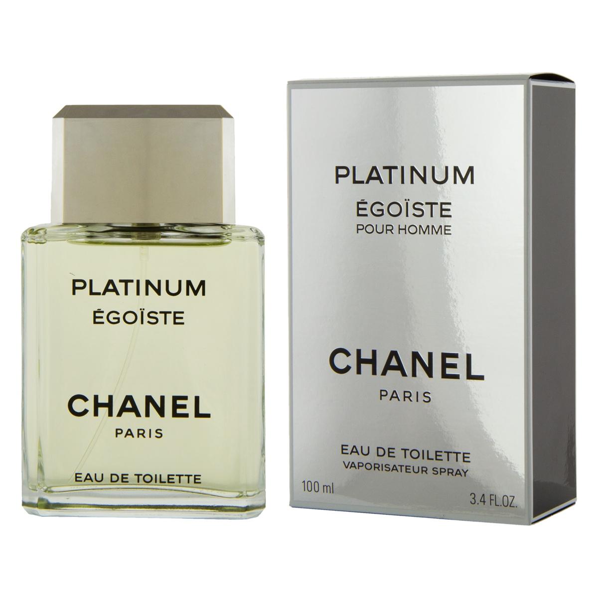 Chanel Egoiste Platinum Pour Homme Eau De Toilette 100 ml (man) 36780