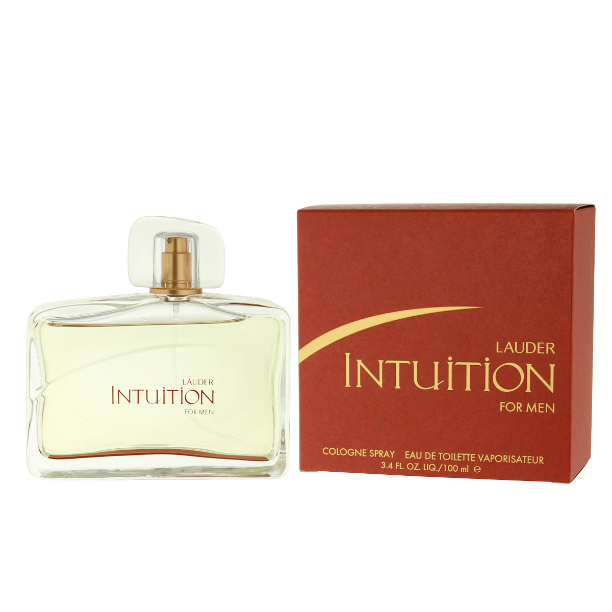 Estée Lauder Intuition Men Eau de Cologne 100 ml (man) 37115