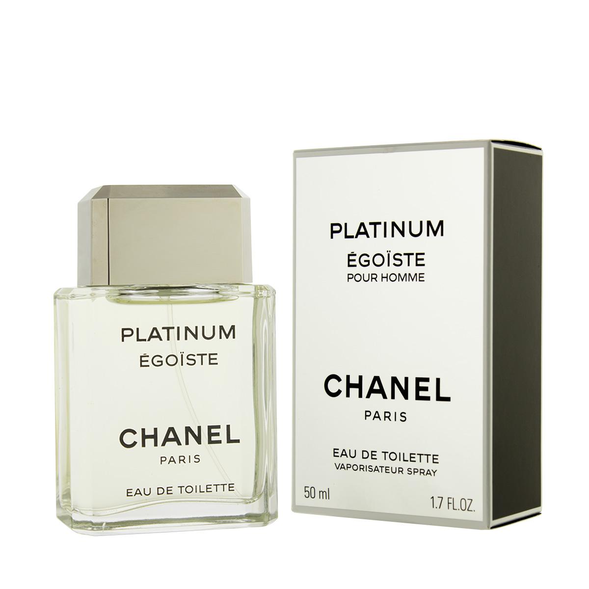 Chanel Egoiste Platinum Pour Homme Eau De Toilette 50 ml (man) 43876