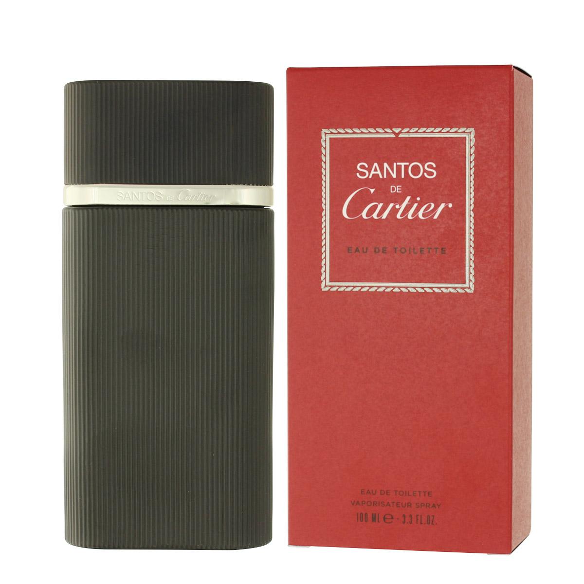 Cartier Santos de Cartier Eau De Toilette 100 ml (man) 51805