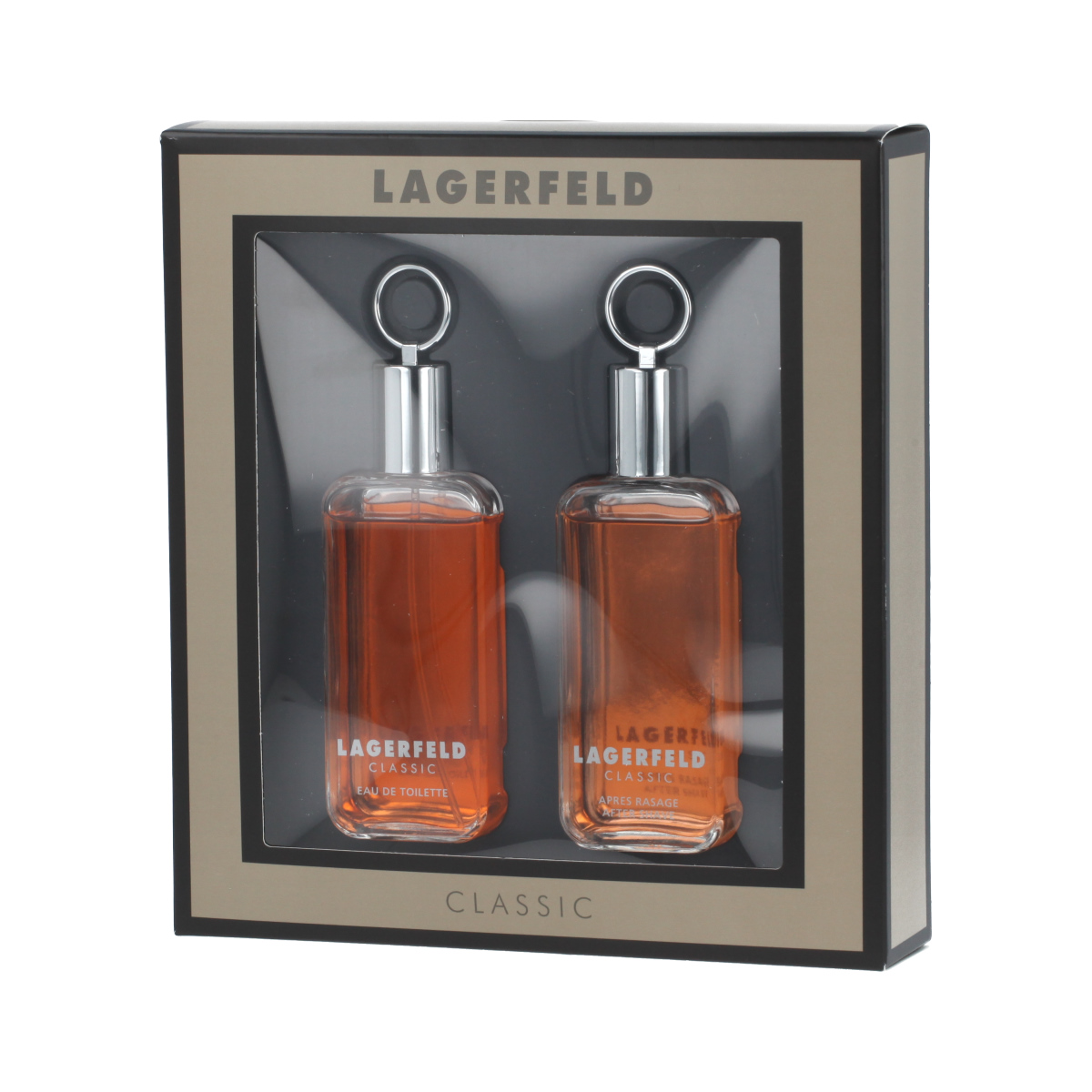 Karl Lagerfeld Lagerfeld Classic EDT 60 ml + AS 60 ml (man) 56274