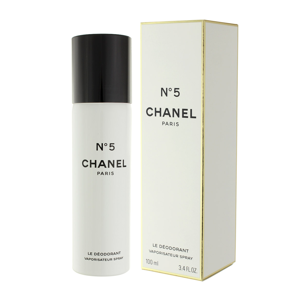 Chanel No 5 Deodorant im Spray 100 ml (woman)