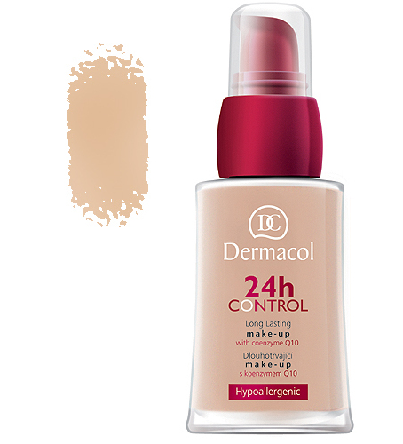 Dermacol 24h Control Long Lasting Make-Up (01) 30 ml 60241