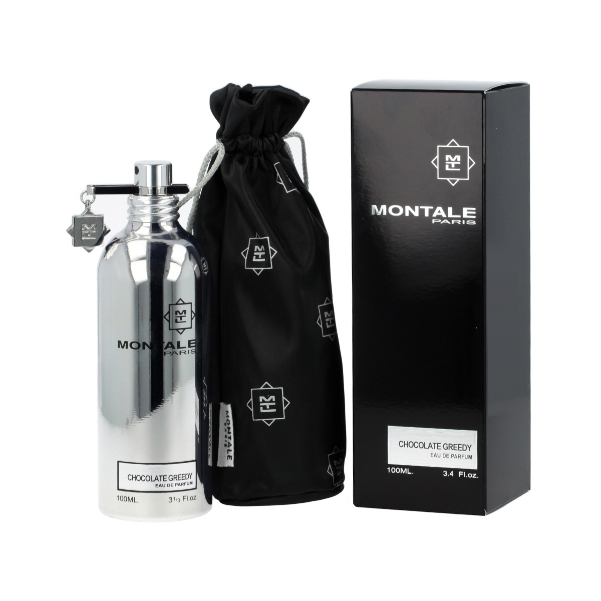 Montale Paris Chocolate Greedy Eau De Parfum 100 ml (unisex) 71615