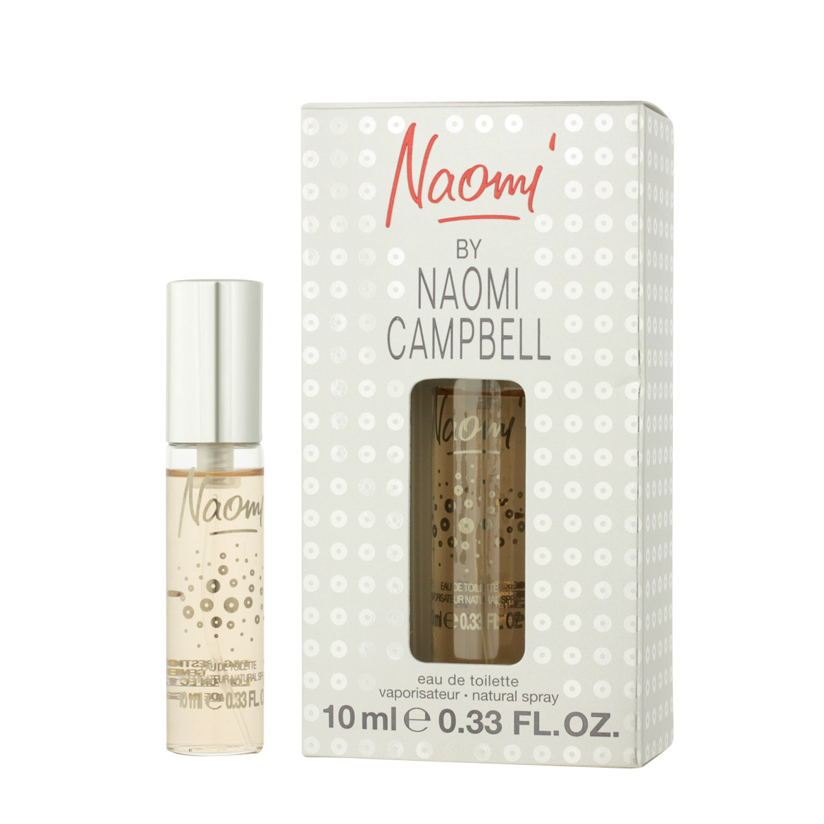Naomi Campbell Naomi Eau De Toilette 10 ml (woman) 73197