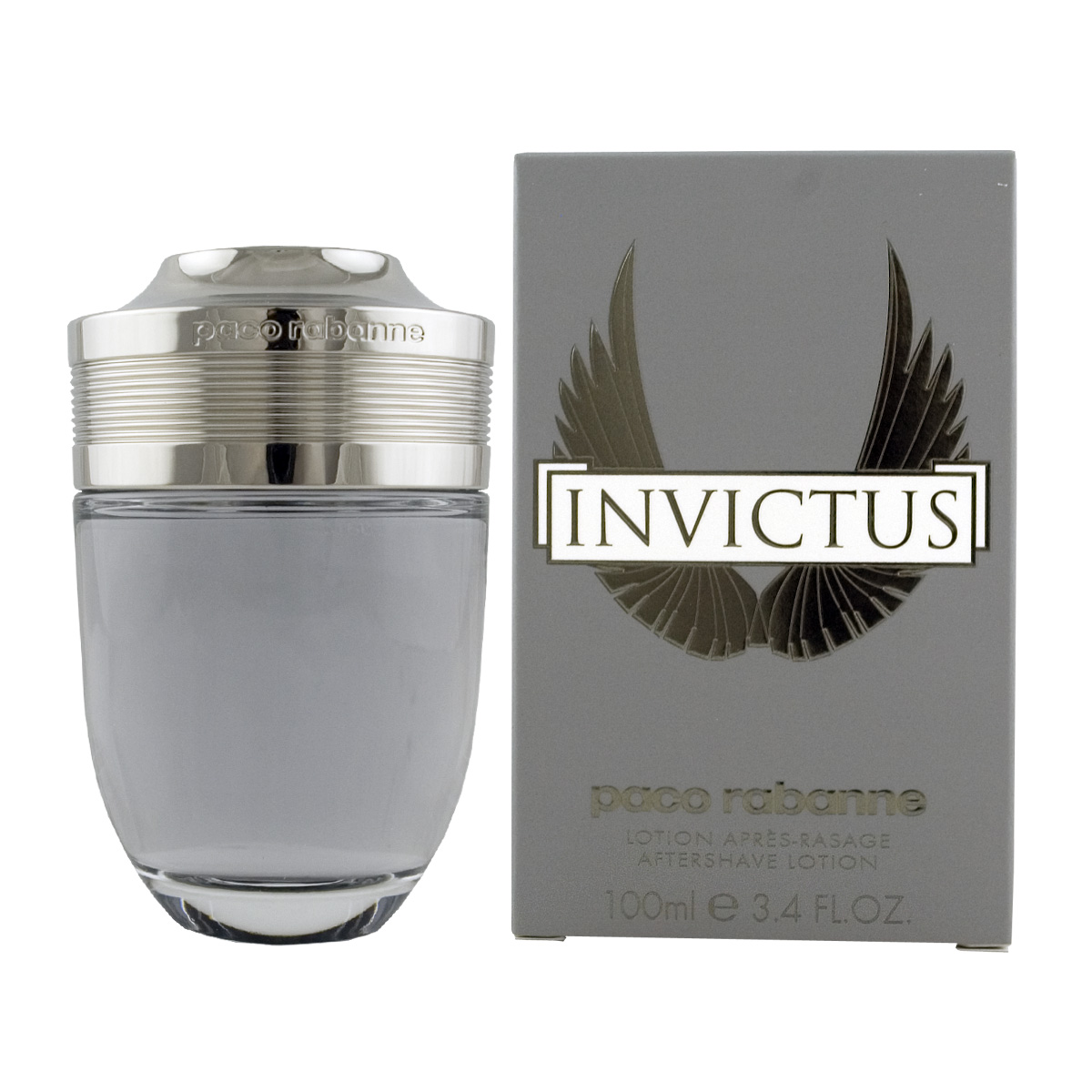 Paco Rabanne Invictus After Shave Lotion 100 ml (man) 73319