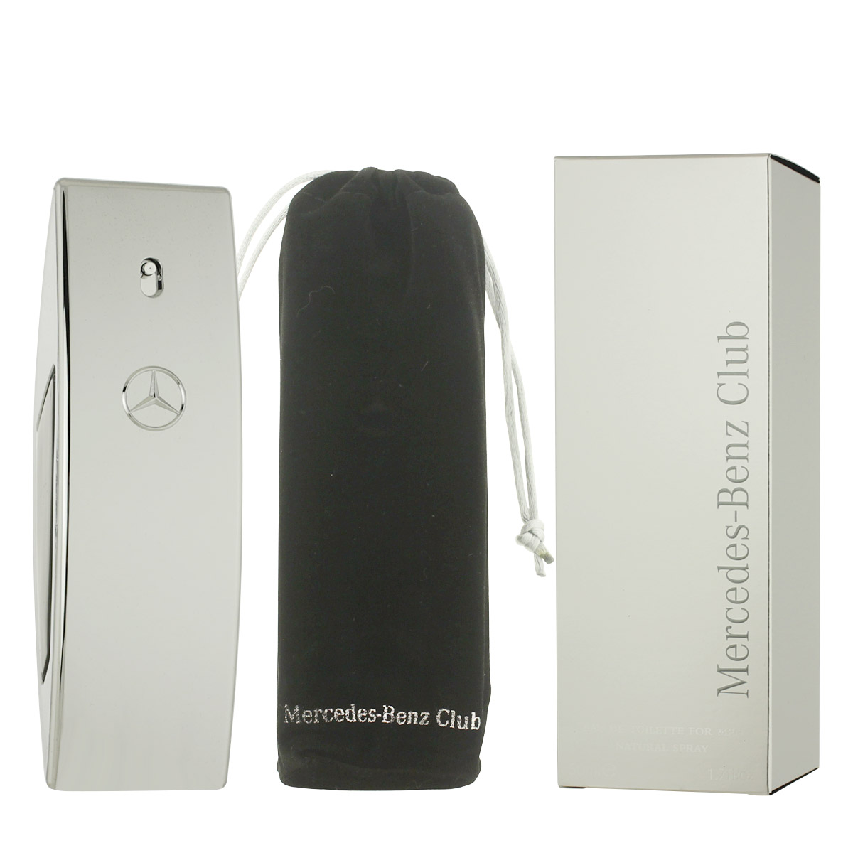 Mercedes-Benz Mercedes-Benz Club Eau De Toilette 50 ml (man) 75279