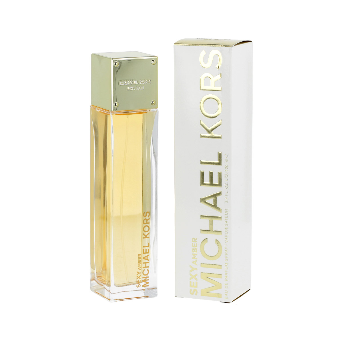 Michael Kors Sexy Amber Eau De Parfum 100 ml (woman) 76308