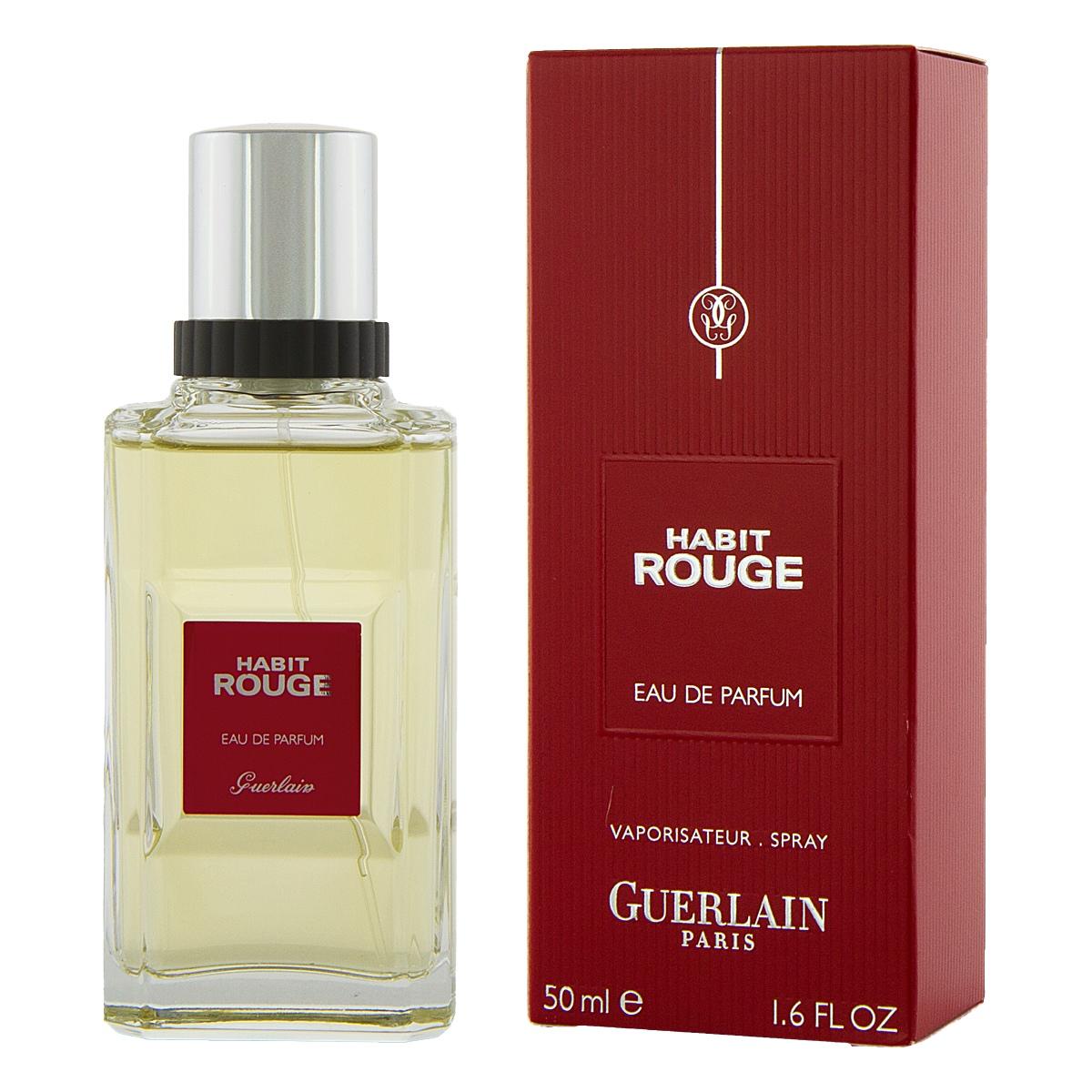Guerlain Habit Rouge Eau De Parfum 50 ml (man) 77155