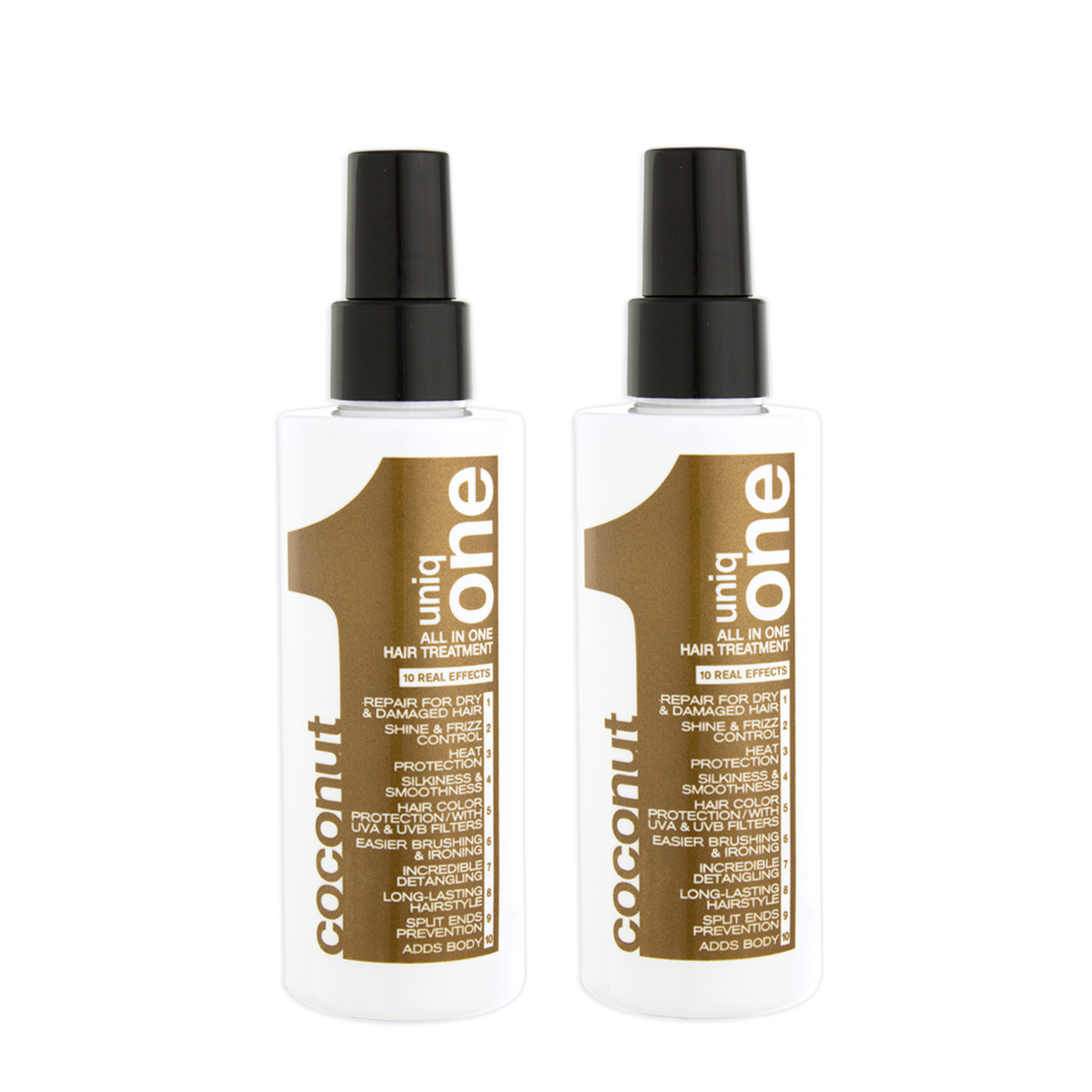 Revlon Professional Revlon Uniq One Coconut 2 x 150 ml 77278
