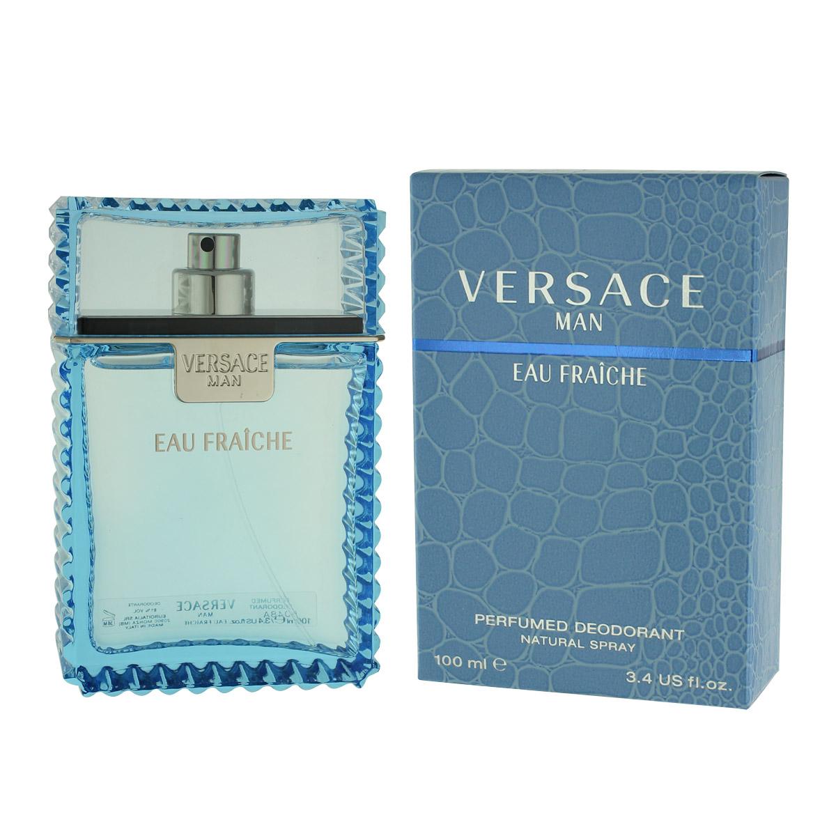 Versace Man Eau Fraîche Deodorant im Glas 100 ml (man) 78982