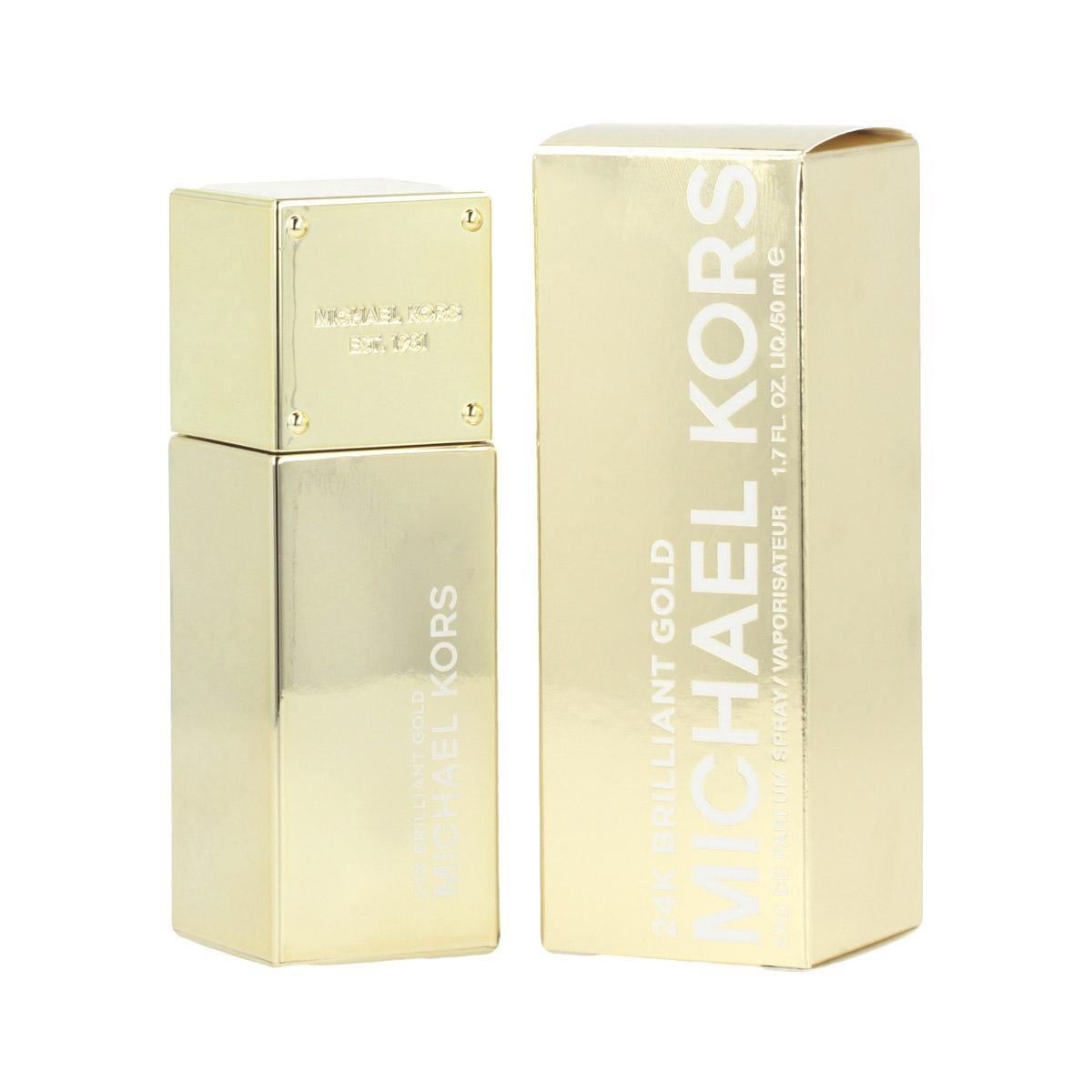 Michael Kors 24K Brilliant Gold Eau De Parfum 50 ml (woman) 79136